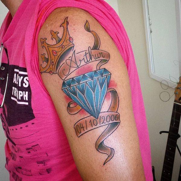 9250716-king-queen-tattoos