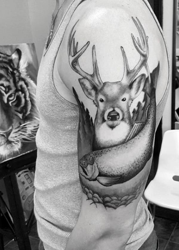 16310816-hunting-tattoos