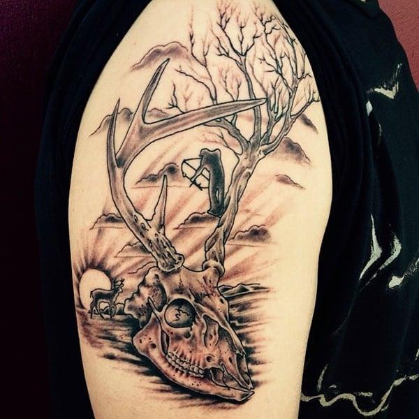 27310816-hunting-tattoos