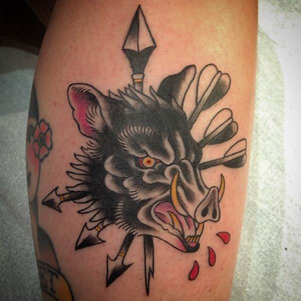 33310816-hunting-tattoos