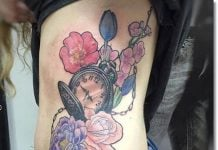 pocket-watch-tattoos