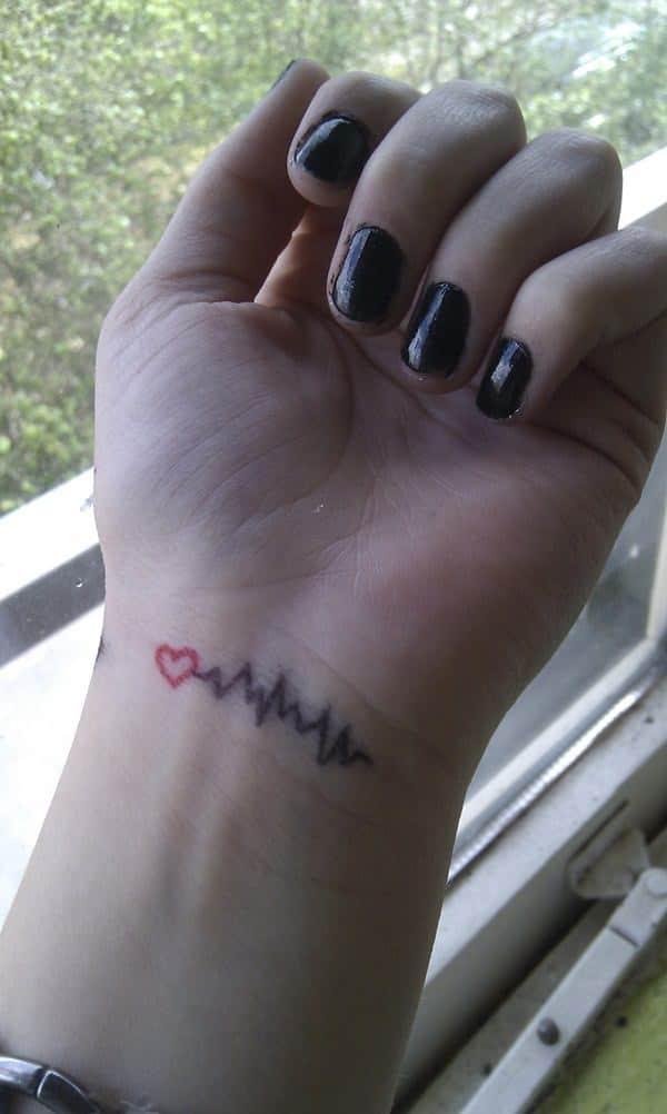 12200916-heartbeat-tattoos