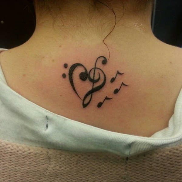 225 Heartwarming Family Tattoo Ideas That Show Your Love: 75 Incredibly Musical Tattoos To Show Off Your Passion