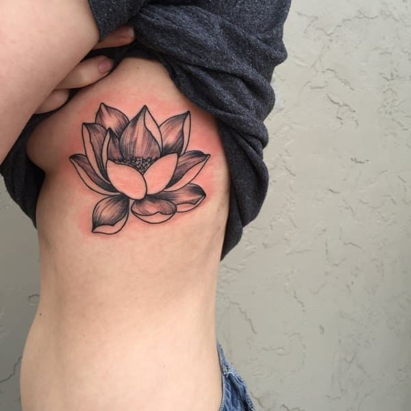 Tattoo Designs Ribs Female: 15 Best Designs And Ideas Of Rib Tattoos For Girls And