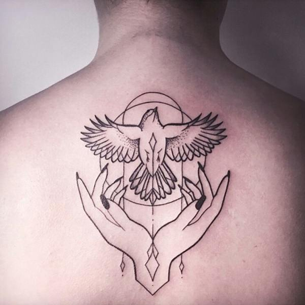 Tattoo Ideas Doves: 65 Stunning Dove Tattoos That Will Bring A Smile To Your Face