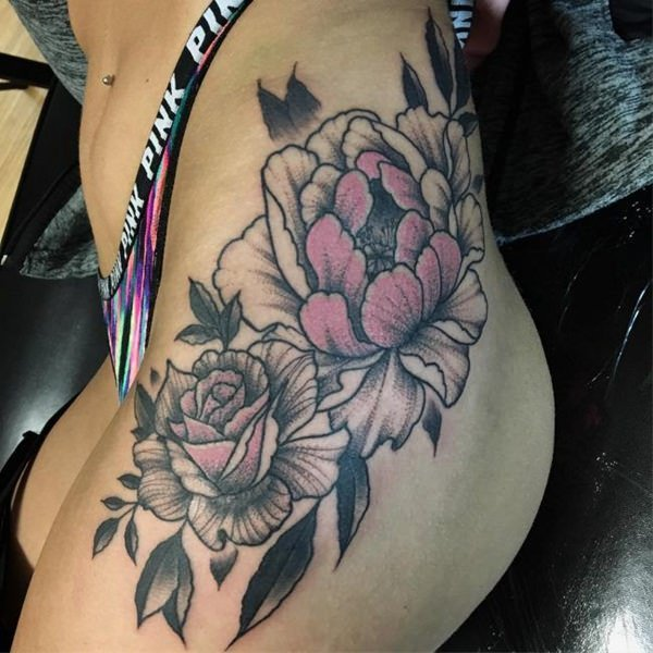 Tattoo Ideas On Hip: 78 Sexy Hip Tattoos That You Are Sure To Love