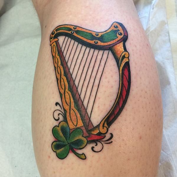 50 Inspiration Irish Tattoos With Significant Meaning
