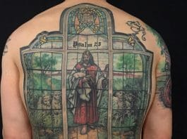 Stained-Glass-Tattoos