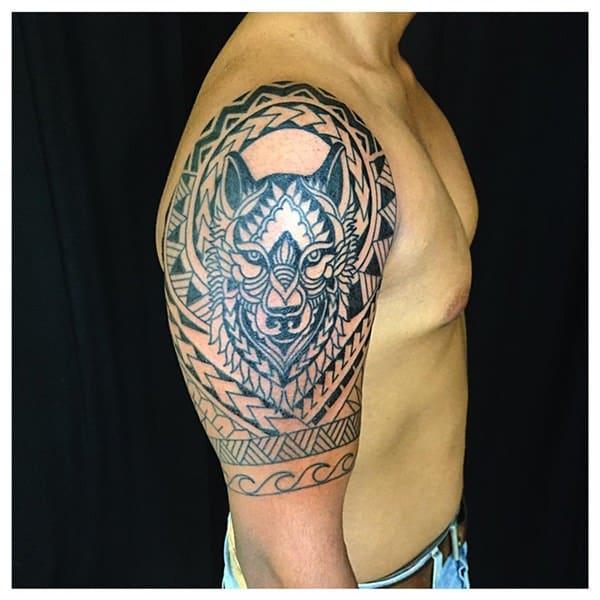 Tribal Lady Tattoo: 99 Tribal Tattoo Designs For Men & Women