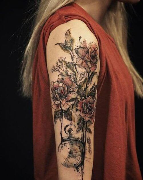 arm-tattoos-for-women