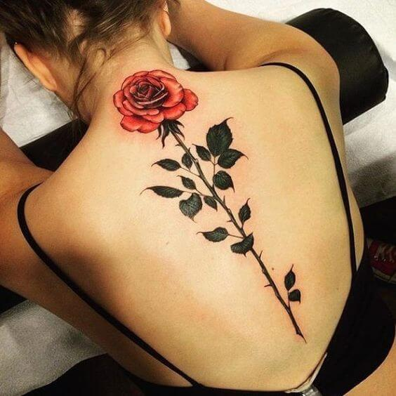 Back Tattoos For Women Ideas And Designs For Girls Tattooing a camera is an inimitable idea that no one would have hardly thought of. back tattoos for women ideas and