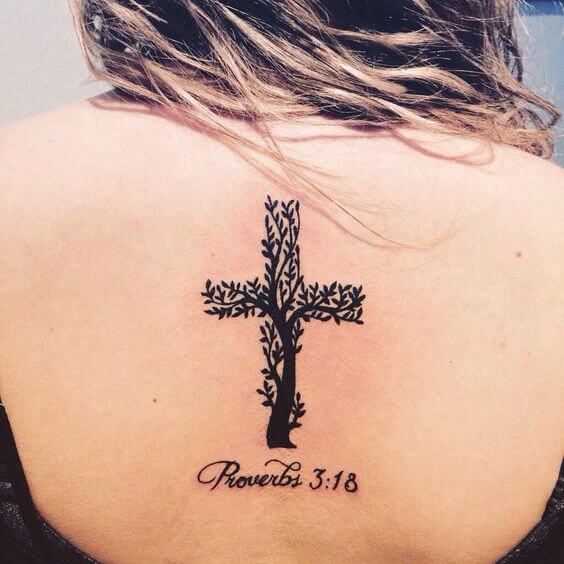 Cross Tattoos For Women Ideas And Designs For Girls