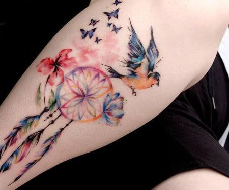 dream-catcher-tattoos-33
