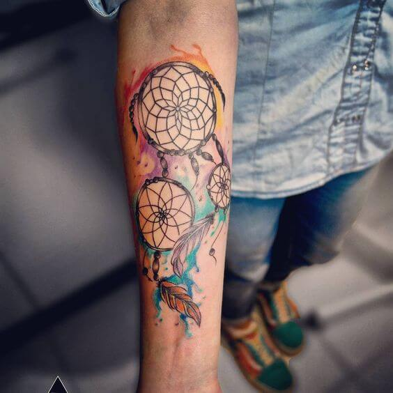 dream-catcher-tattoos-35
