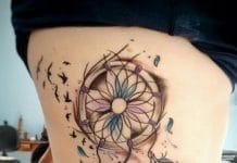 dream-catcher-tattoos-for-women