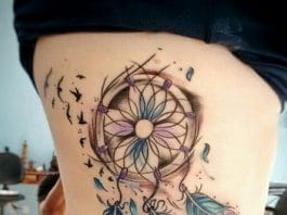 dream-catcher-tattoos-for-women