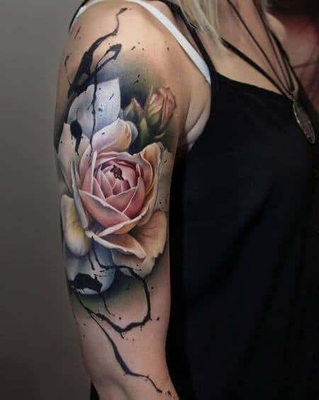 Sleeve Tattoos For Women Ideas And Designs For Girls