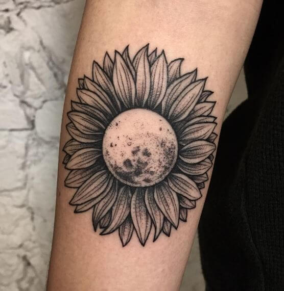 sunflower-tattoos-13