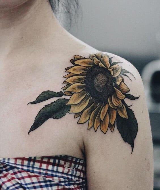 sunflower-tattoos-14