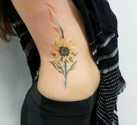 sunflower-tattoos-18