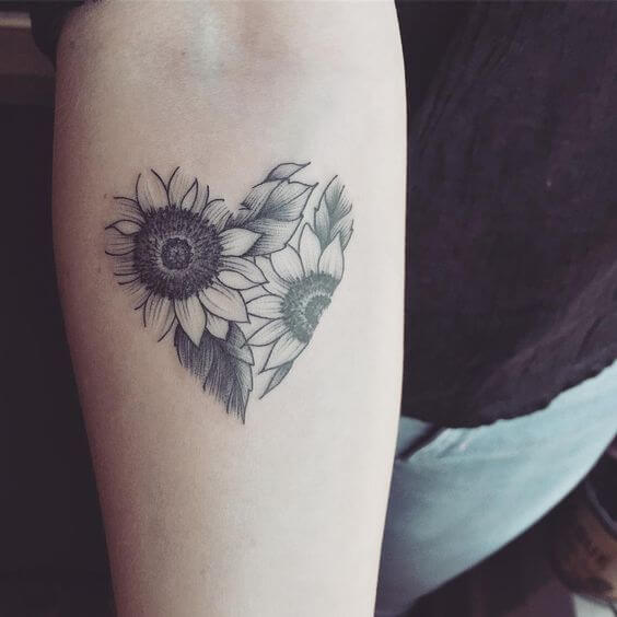 sunflower-tattoos-19