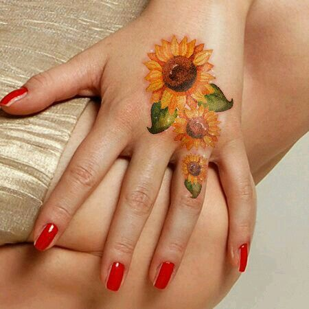 sunflower-tattoos-21