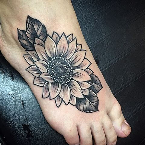 sunflower-tattoos-22