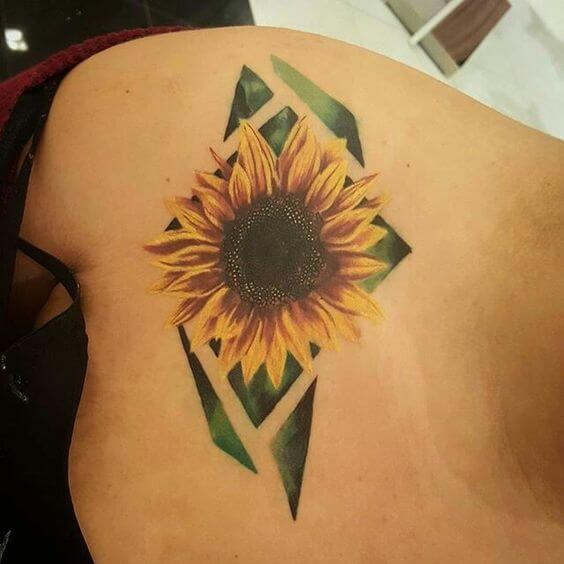sunflower-tattoos-26