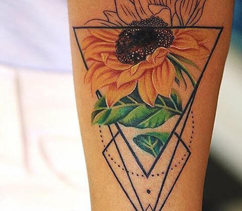 sunflower-tattoos-39