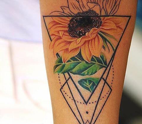 sunflower-tattoos-39