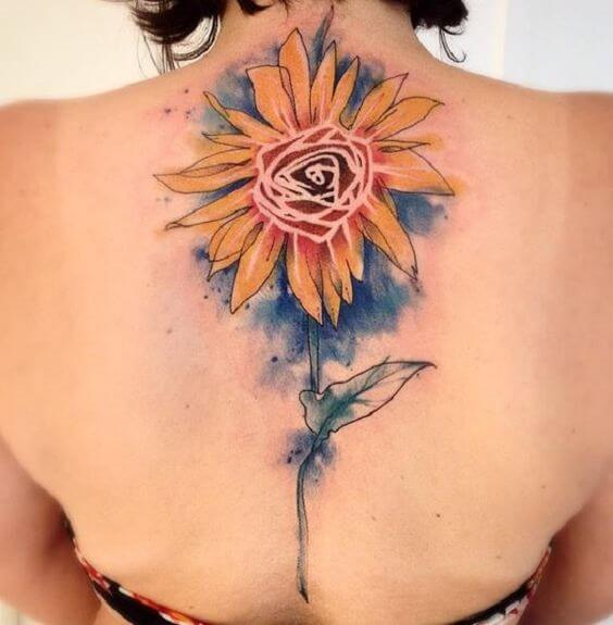 sunflower-tattoos-48
