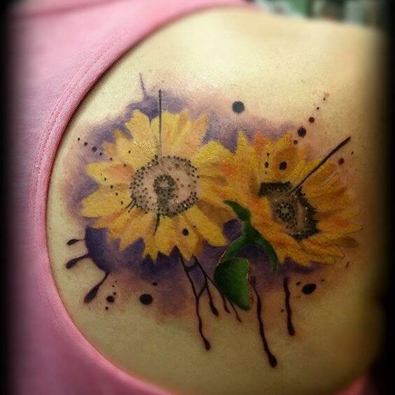 sunflower-tattoos-49